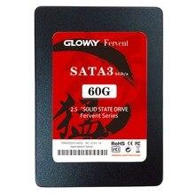 Gloway 60g ssd 2.5 sata3 unidad de estado sólido unidad de disco duro interno de 120 gb/240 gb mlc