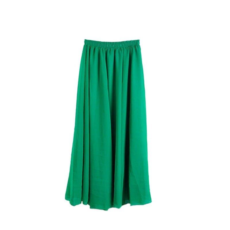 Плиссированные юбки из шифона купить в
