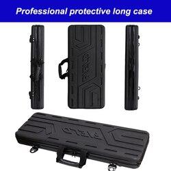 Estuche para herramientas de alta calidad estuche largo para equipaje al aire libre caja para equipaje especial caja de herramientas de plástico caja de seguridad maleta con forro de espuma