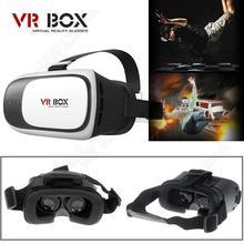 จัดส่งฟรี! G Oogleกระดาษแข็งVR BOXความจริงเสมือนแว่นตา3Dวิดีโอสำหรับ6วินาทีSE 5 4วินาที
