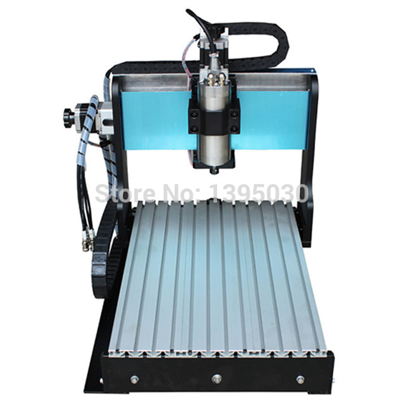 800W 110V 220V Spindle CNC3040 CNC-3040Z CNC Engraving Machine +1.5kw VFD CNC Router Water-Cooling