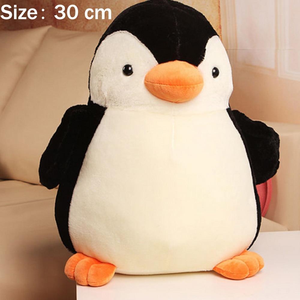 New 30CM Plush Toys Penguin Doll Cute Christmas. Birthday.Festival Best Gift Soft Doll Toy Gift For Children