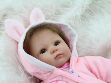 New realistic reborn babies newborn baby cheaper price solid doll toy for girl silicone reborn Baby Dolls For Sale Lifelike Doll new lifelike soft cloth full body painting silicone born baby dolls girl realistic solid original reborn dolls for sale shop