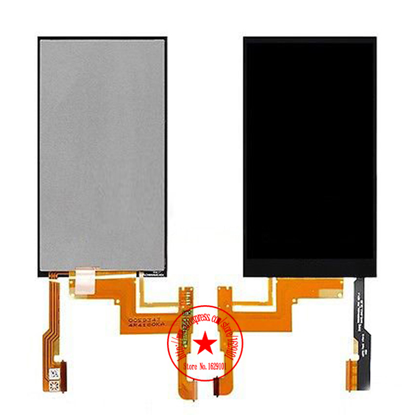 TOP Quality LCD Display Touch Screen Digitizer Assembly For HTC ONE E8 Replacement Repair Parts Black Free shipping