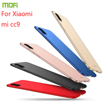 For Xiaomi mi cc9 Case Cover MOFI Hard pc High Quality Phone Shell Fitted
