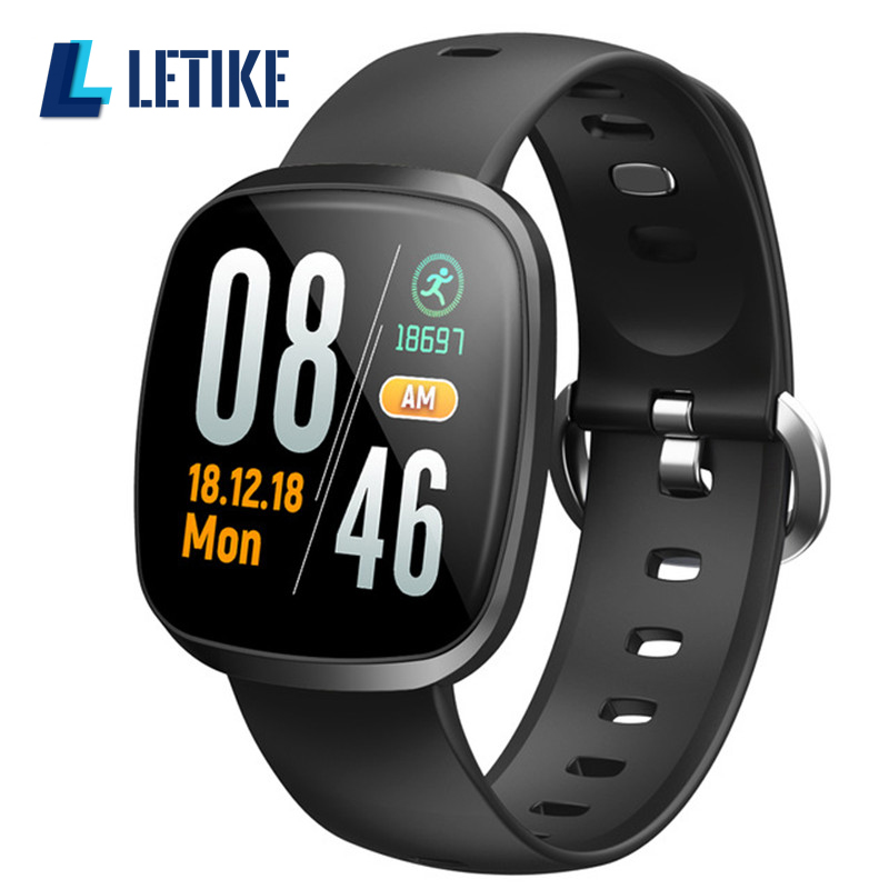 Letike GT103 smart watch Oversized 1 3 IPS color touch LCD screen 2 5D curved surface