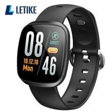 "Купить с кэшбэком Letike GT103 smart watch Oversized 1.3"" IPS color touch LCD screen 2.5D curved surface glass Fitness waterproof sport Swim watch"