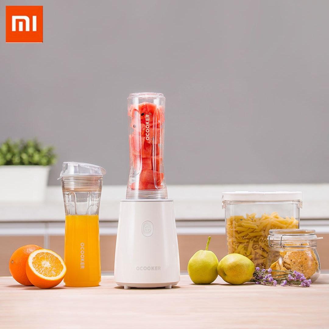 Xiaomi Ocooker портативный соковыжималка для фруктов и овощей пособия по кулинарии машины низкая шум системы охлаждения пыле дизайн DIY напитки