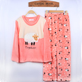 Espessamento Pijama Adulto Pijamas Pijamas Para Mulheres Pijamas Parágrafo como Mulheres Pijama Feminino Inverno Pijama Pijama Femme