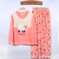 Thickening Pijama Adulto Sleepwear Pajamas For Women Pijamas Para as Mulheres Pijama Feminino Inverno Pyjama Femme Pyjamas