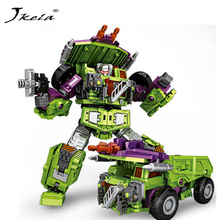 [New] IN-STOCK Action figure Robot Ko Version Hook Mixmaster Long Haul Of Devastator left Thigh Action Figure Toys anime figure [hot] action figure ko version kids classic robot cars devastator right thigh action figure toys for children model toy