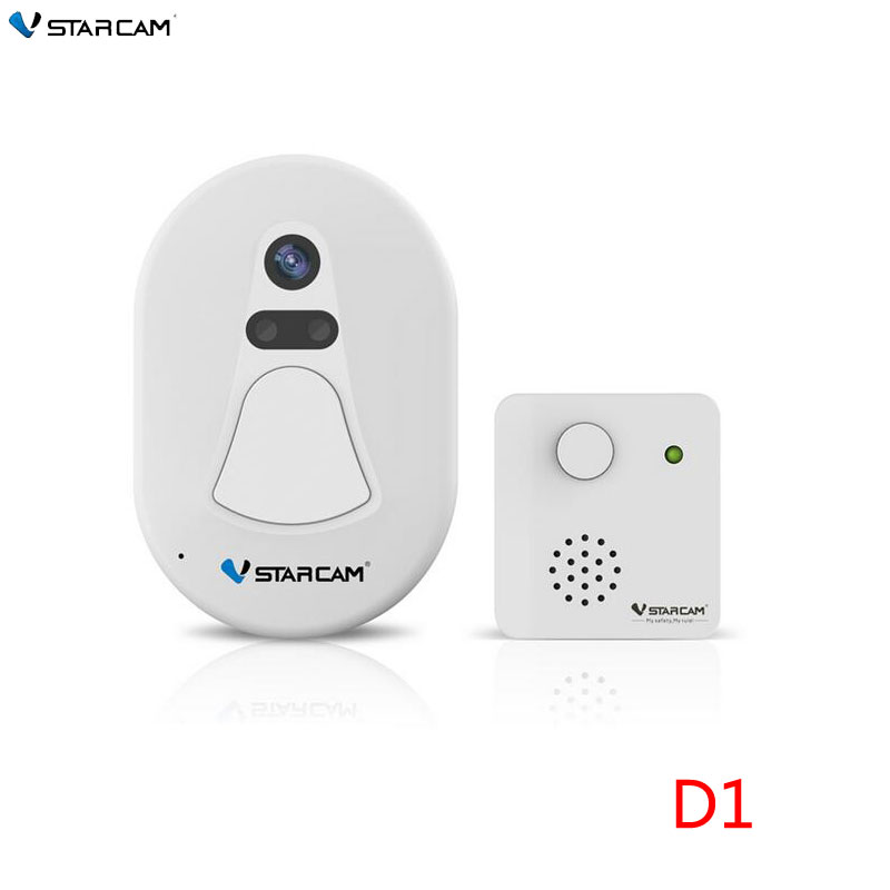 VStarcam CCTV Door Camera, Outdoor / Indoor camera,WIFi camera , RF2.4G, Photo Doorbell,support IOS and Android phone SN:D1