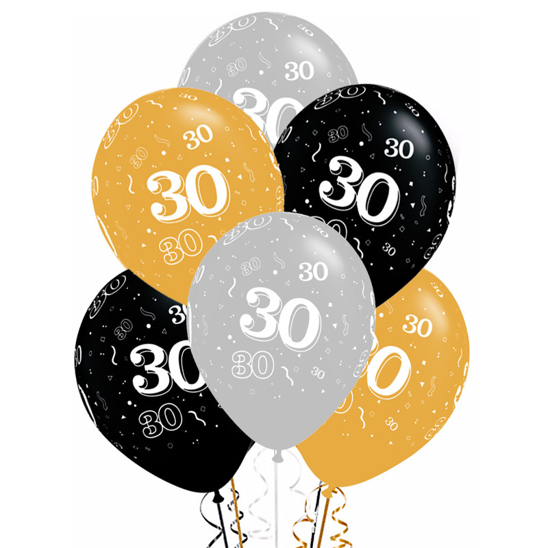 10pcs Cheersbeers To 21 30 40 50 Years Wedding Anniversary 10inch