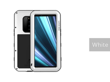 Love Mei Metal Aluminum Case For Sony Xperia Xz4 Cover Powerful Armor Shockproof Life Waterproof 1 Coque
