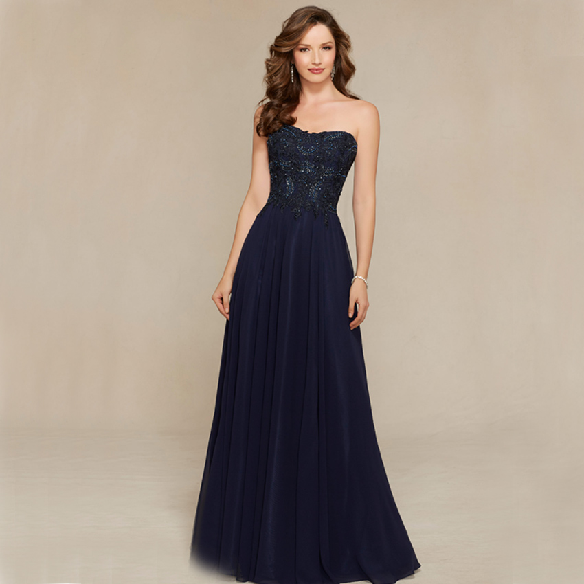 bw1207 navy appliques a line bridesmaid dresses pink