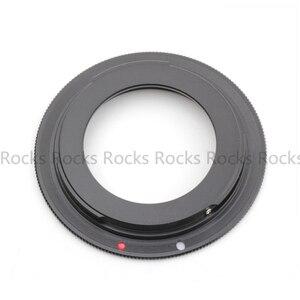 Image 2 - Pixco adaptador de lente M42 for EOS, anillo adaptador lente M42 para adaptarse a cámara Canon (negro), para cámara Canon EOS DSLR