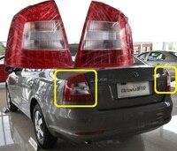 1set Car Styling for Skoda Octavia taillights LED 2009 2010 2011 2012 car accessories Octavia Lamp yeti fabia Octavia rear light