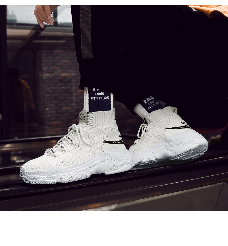 HTB1FZ5LXNz1gK0jSZSgq6yvwpXaK Sneakers Men Shoes For Male Sharks Trainers Lovers High Top Footwear Sapatos Masculino Summer Breathable Chaussures Pour Hommes