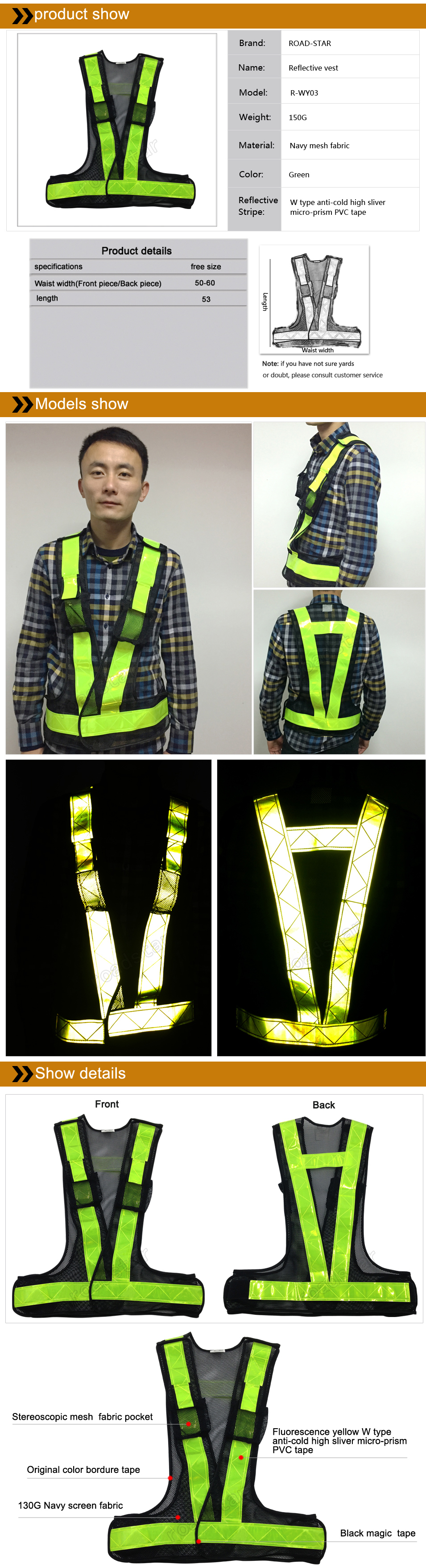 Objective Spardwear En471 High Visibility Security Vest Reflective Safety Mesh Vest Reflective Clothing Safety Clothing Free Shipping Comfortable And Easy To Wear Safety Clothing