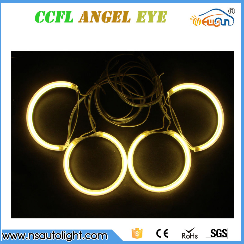 Angel Eyes Kit For Mazda 3  NEW Ultra bright headlight illumination CCFL Angel Eyes kit ccfl halo rings Freeshipping. for honda odyssey 4th g rb3 rb4 chassis 2008 present excellent ultrabright headlight illumination ccfl angel eyes kit halo ring