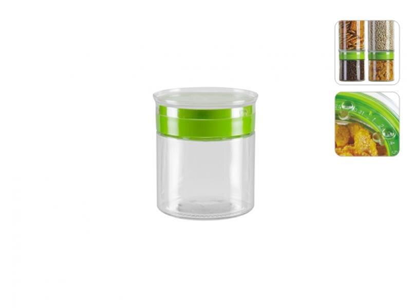 Емкость для сыпучих продуктов NADOBA, Tekla, 0,85 л емкость для сыпучих продуктов nadoba tekla 0 85 л