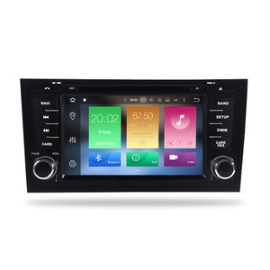 """Image 2 - 7"""" IPS Android 9.0 Car DVD Stereo Autoradio For AUDI A6 S6 RS6 1997+ Multimedia audio radio Wifi GPS Navigation headunit Player"""