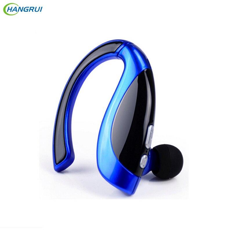 Hangrui x16 wireless control de voz auriculares bluetooth auricular auriculares