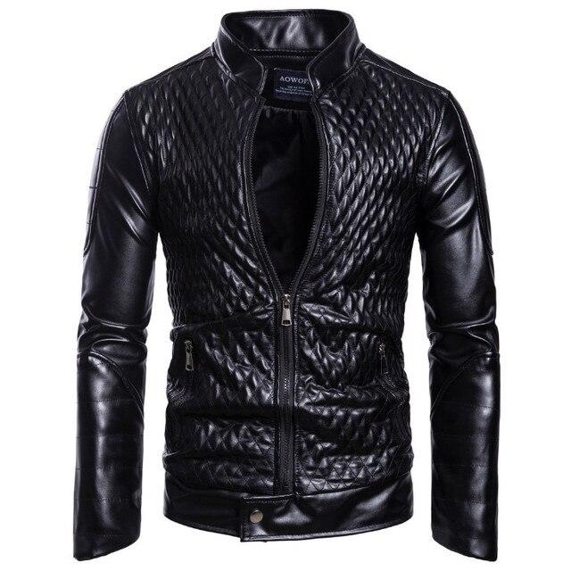 Europe/US Size Men Leather...