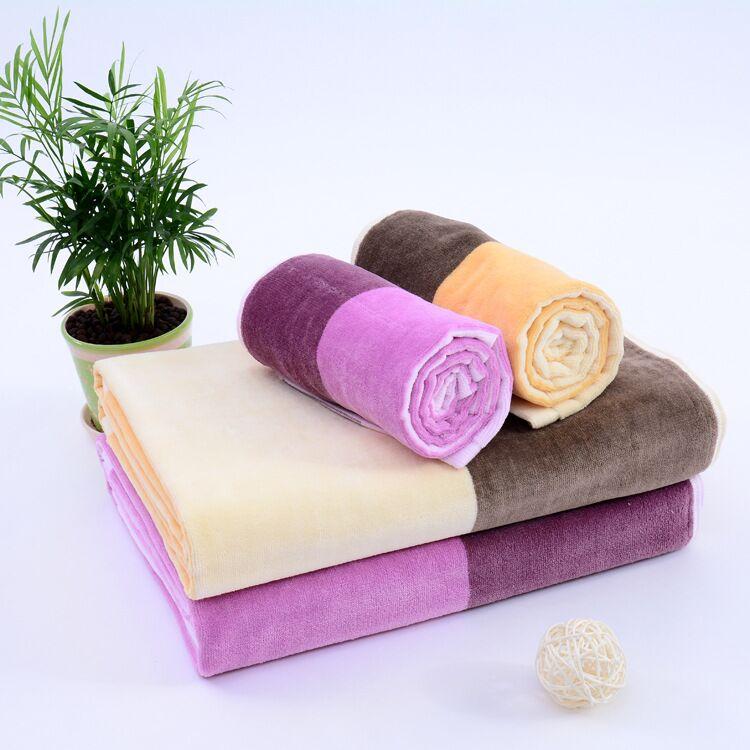 jzgh 23pcs luxury cotton terry bath towels sets for adultssoft striped designer