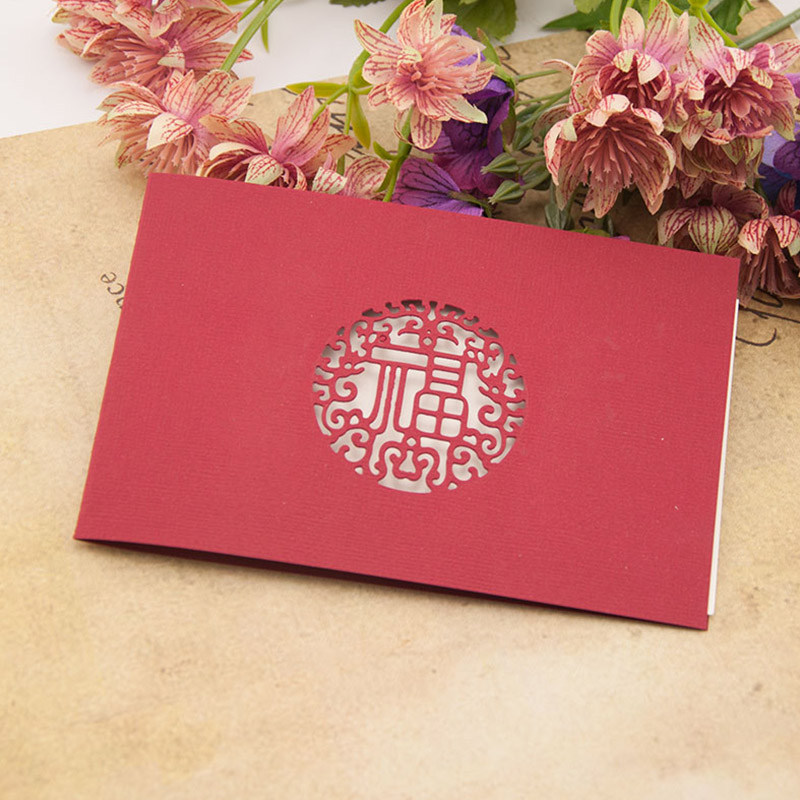 Chinese Characters Metal Cutting Dies for Scrapbooking DIY Photo Album Embossing Folder Paper Card Making Decorative Supplies in Cutting Dies from Home Garden