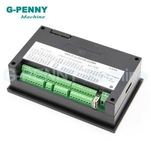 Image 4 - Ücretsiz kargo! CNC 3 eksen 4 eksenli DDCSV2.1 off line denetleyici 500KHz kapalı hat kontrol kartı CNC Router gravür makinesi