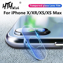 Camera Lens Protective Protector For iPhone X XS XR MAX Tempered Glass Film for Full cover