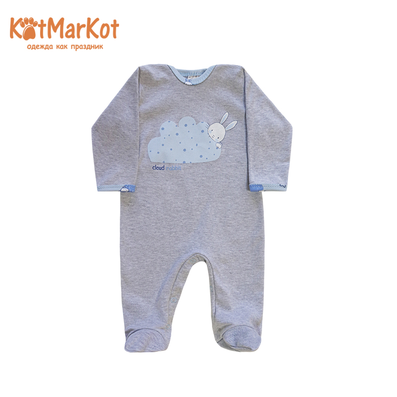 Jumpsuit for boys КОТМАРКОТ 76401 jumpsuit for girls котмаркот 76402