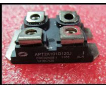 APT2X101D120J APT2X101DQ120J original APT fast recovery diode integrated module 50pcs fr107 do 41 line fast recovery diode