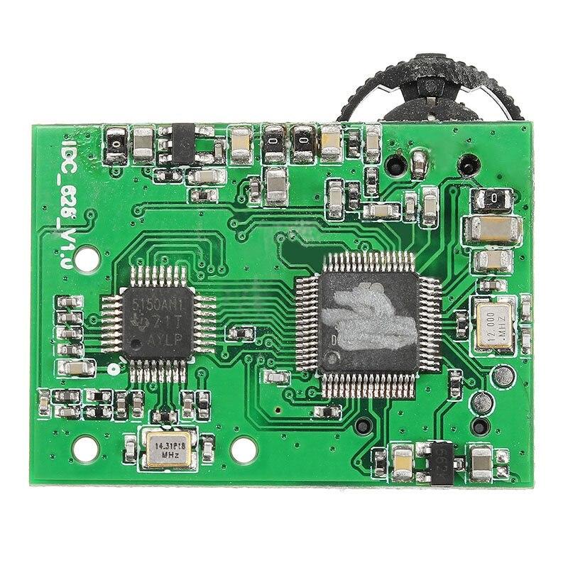 1 PC DIY Micro DVR MAGNÉTOSCOPE Module Mini Vidéo Enregistreur Disque de Soutien Lecture SD Carte Électronique Composants Conseil