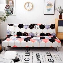 Parkshin nowe miękkie All inclusive składana kanapa pokrywa mocno owinąć ręcznik Sofa narzuta na sofę bez podłokietnika housse de canap cubre