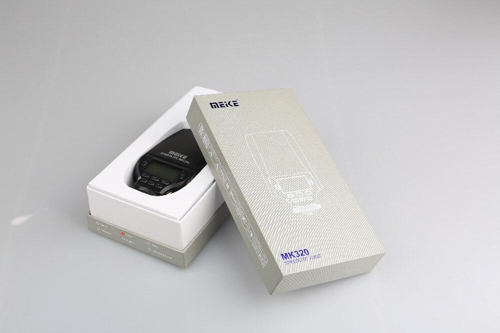 MEKE Meike MK320 GN32 TTL Flash Speedlite for FujiFilm Hot Shoe Camera X-T1 X-M1 X100s X-a1 X-e2 as EF-20 meike ttl off camera flash remote shoe cord for canon