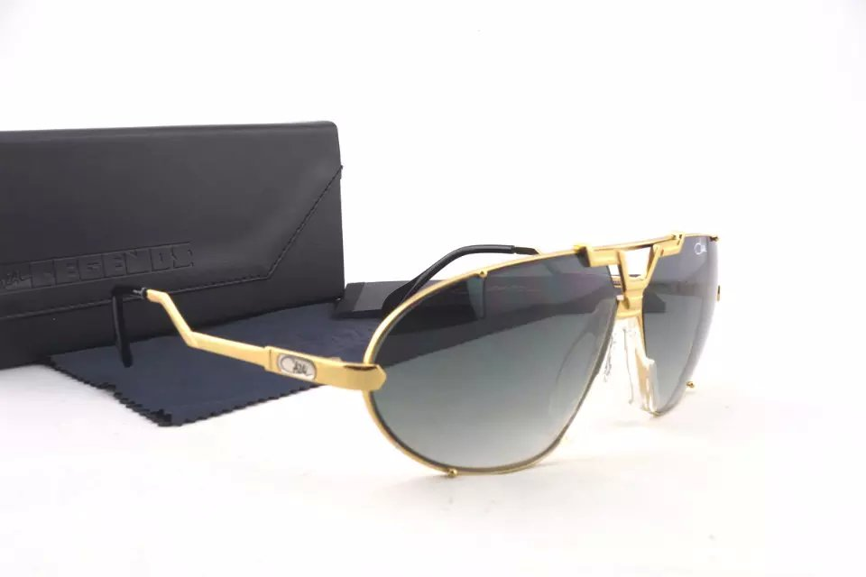 fd2711b70b FREE SHIPPING 2015 FASHION CAZAL 906 LEGENDS VINTAGE SUNGLASSES MEN AND  WOMEN GOLD FRAME GRAY LENS AUTHENTIC NEW-in Sunglasses from Apparel  Accessories on ...