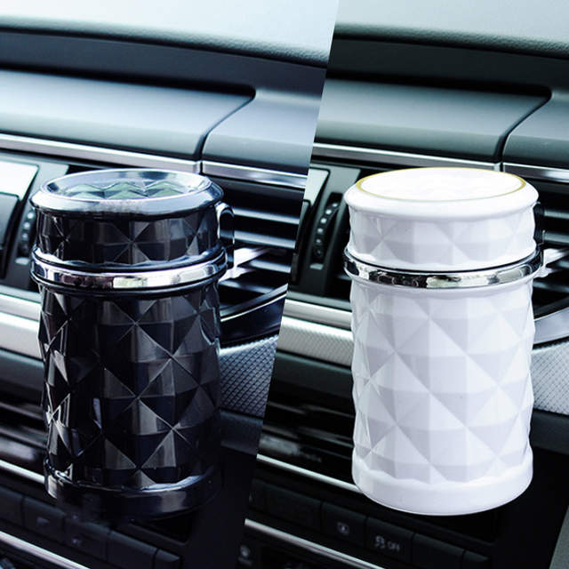 In Led Cylinder Holder Auto Cinzeiro Mini Car Carro Ash 10Off Cigarette Holders 1pcs dongzhen Ashtray 96 Accessories Diamond Light Nets Us8 tQrdCxsh