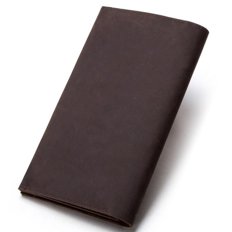 New luxury Brand Men Wallets Long Men Purse Wallet Male Clutch Leather Zipper Wallet Men Business Male Wallet Coin in Wallets from Luggage Bags