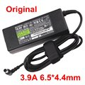 Original New 19.5V 3.9A AC Adapter charger for SONY VAIO VGP-AC19V37 VGP-AC19V33 VGP-AC19V62 VPCW VPC-W