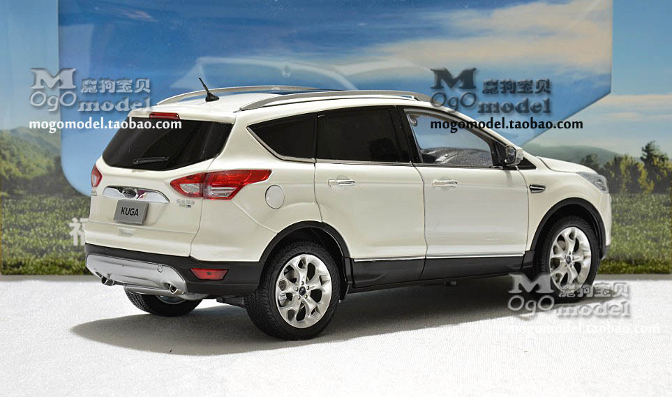 Wholesale Special offer original changan FORD escape FORD KUGA suvs 118 model car-in Diecasts u0026 Toy Vehicles from Toys u0026 Hobbies on Aliexpress.com ... & Wholesale Special offer original changan FORD escape FORD KUGA ... markmcfarlin.com