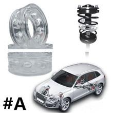 (Größe) 2 Stücke Speziellen Großhandel Typ A Auto Auto Stoßdämpfer Feder Power Cushion Buffer Für Auto, Urethane, Auto Teile