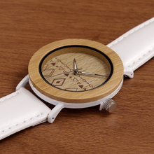 BOBO BIRD E24 Unisex Top Brand Designer Wristwatches Men's Women's Nature Bamboo Wooden Watches in Gift Boxes