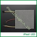 APA102C 16*16 пикселей Светодиодная гибкая матрица