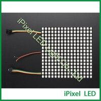Apa102c 16*16 pixel led matriz flexível