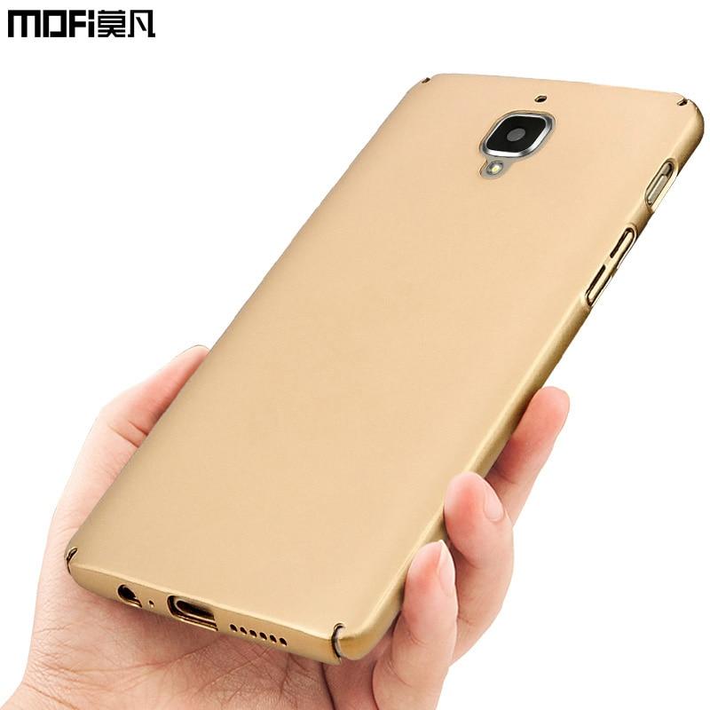 oneplus 3 Case oneplus 3 3T Case Cover cover mofi ultra բարակ - Բջջային հեռախոսի պարագաներ և պահեստամասեր - Լուսանկար 6