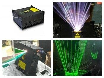 O homem do laser rgb 2 w/5 w/10 w feixe mostra o sistema de palco dança luz discoteca dj clube festa concerto barra de entretenimento casamento iluminação da barra