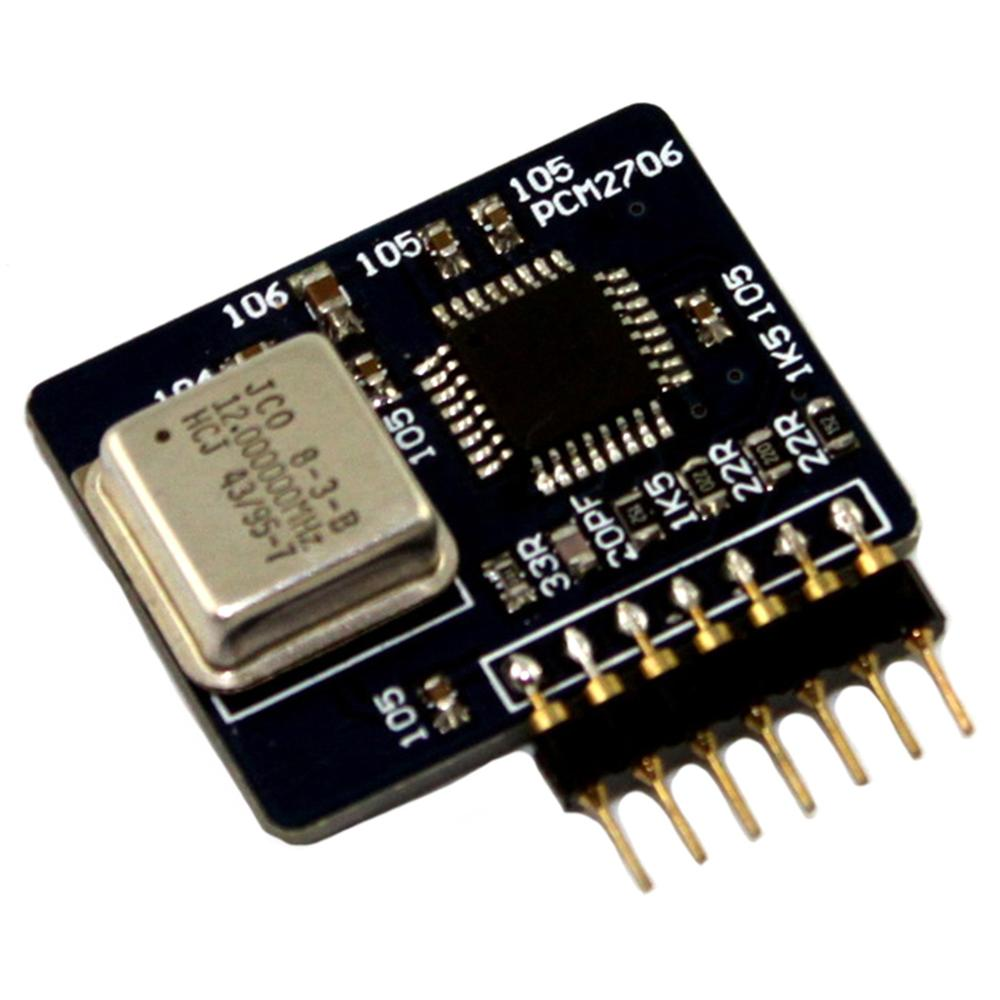 Image 3 - PCM2706 Daughter Card for AK4118+PCM1794 AK4118+PCM4490 AK4118+PCM4495 YJ0076-in Amplifier from Consumer Electronics