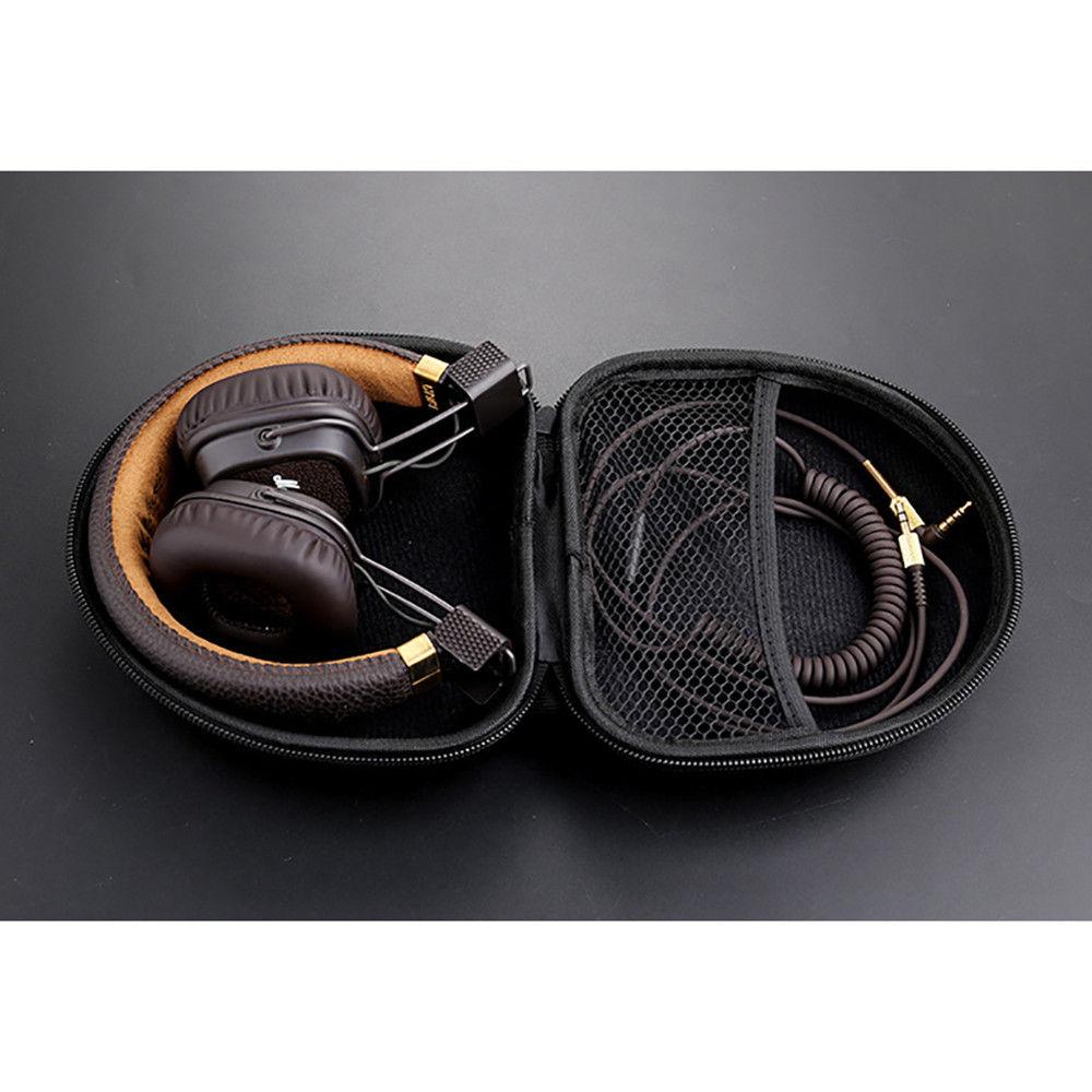 4c7acd2ff28 Waterproof Portable Headphones Storage Pouch for Marshall Major II 2 Series  Headphone